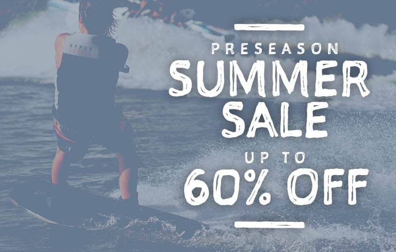 Preseason Summer Sale