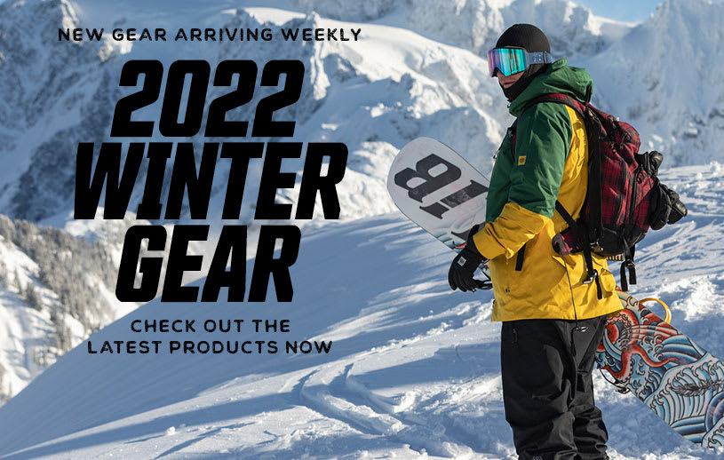 2022 Winter Gear