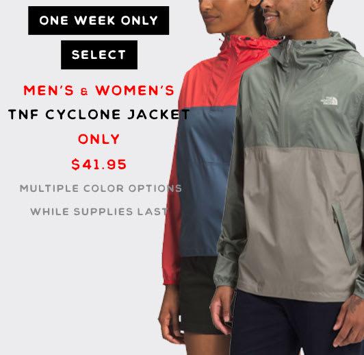 Weekly Jacket Deal