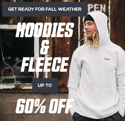 Hoodies and Fleece