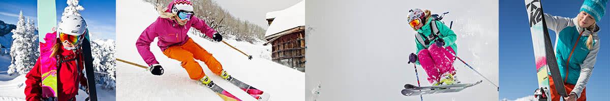 Womens Ski Shop