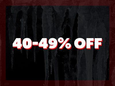 40-49% Off �