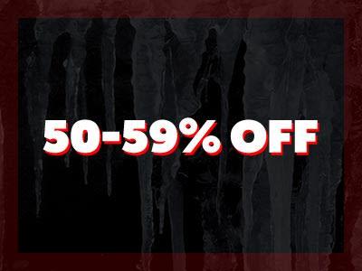 50-59% Off �