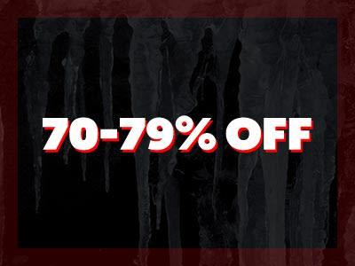 70-79% Off �