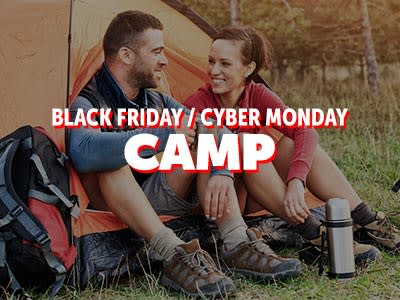 Black Friday Cyber Monday Camp �