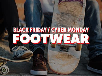 Black Friday Cyber Monday Footwear �