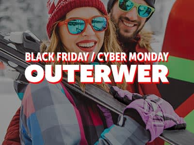 Black Friday Cyber Monday Outerwear �
