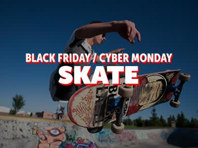 Black Friday Cyber Monday Skate �