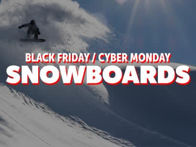 Black Friday Cyber Monday Snowboards �