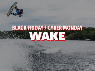Black Friday Cyber Monday Wake �