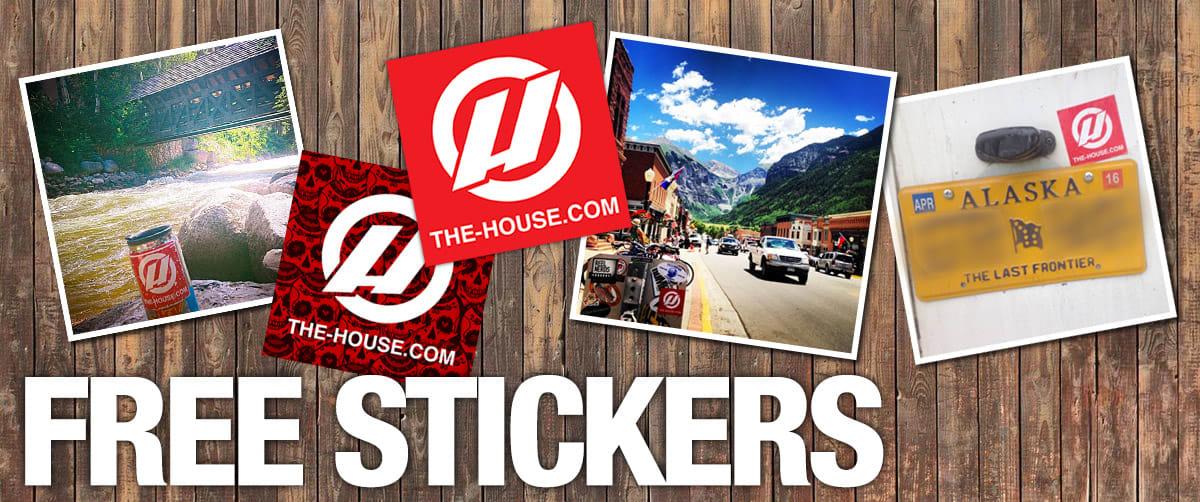 Sticker Request
